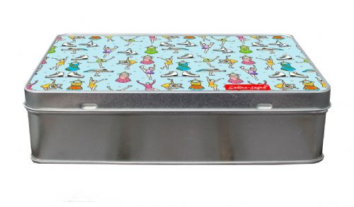 Selina-Jayne Ice Skating Limited Edition Designer Treat Tin